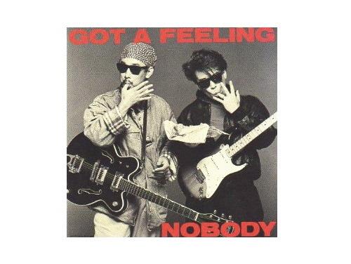 GOT A FEELING[廃盤]/NOBODY