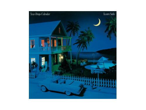 Tear-Drops Calendar 85年盤[廃盤]/須藤薫
