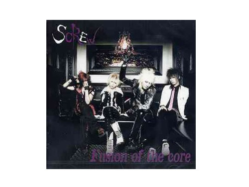 Fusion of the core 通常盤/SCREW