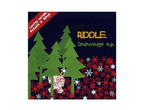 Snowedge e.p.[限定CD]/RIDDLE