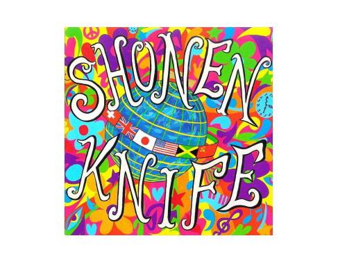 SHONEN KNIFE[廃盤]/少年ナイフ