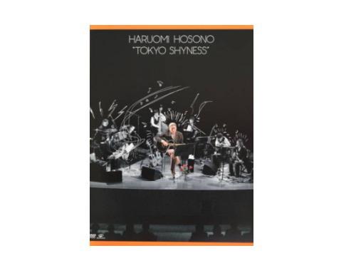 東京シャイネス 初回盤[限定DVD]/細野晴臣