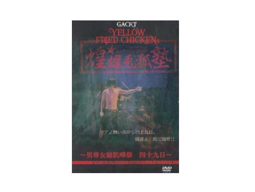 YELLOW FRIED CHICKENs 煌雄兎狐塾 ~男尊女秘肌嘩祭 四十九日~[限定DVD]/…