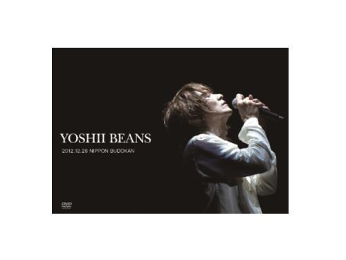 YOSHII BEANS 2012.12.28 NIPPON BUDOKAN[限定DVD]/吉井和哉