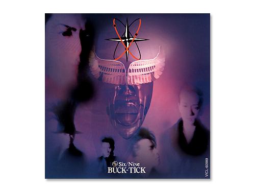 Six/NiNe 02年リマスター初回盤[限定CD]/BUCK-TICK