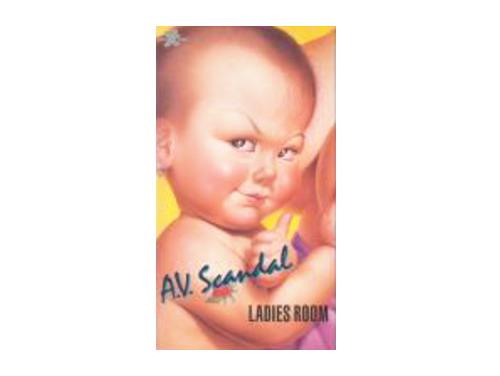 A.V. Scandal[廃盤VHS]/LAD…