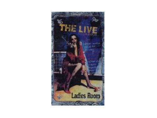 THE LIVE '93.5.8 BUDOKAN 初回盤[限定VHS]/LADIES ROOM
