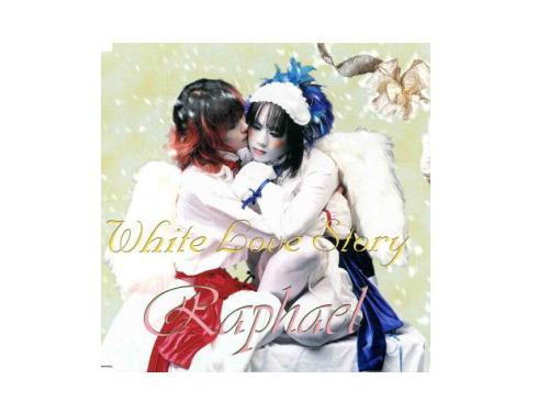 White Love Story ナンバー入り盤[限定CD]/Raphael