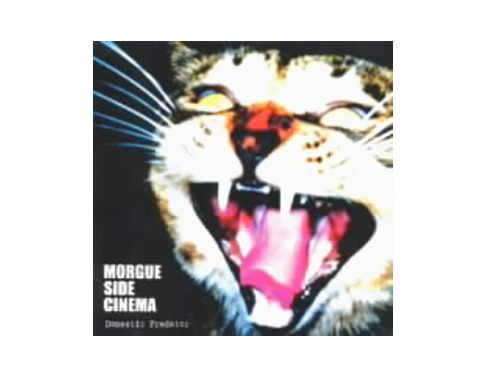 Domestic Predator[廃盤]/MORGUE SIDE CINEMA