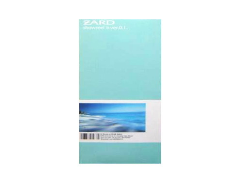 showreel >> ver.0.1.[非売品VHS]/ZARD