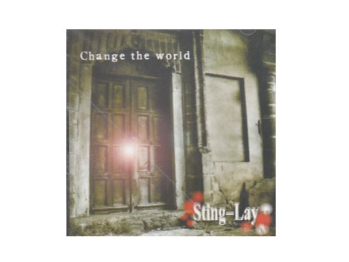 Change the world[限定CD]/…
