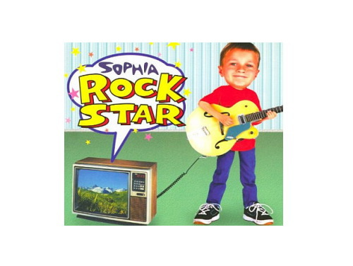 ROCK STAR 初回盤[限定CD]/SOPHIA