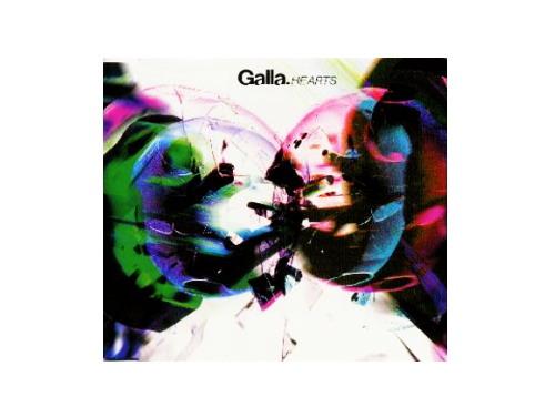 HEARTS[廃盤]/Galla