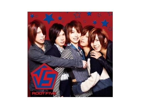 MERRY GO ROUND アニメイト限定盤[限定CD]/√5