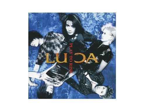 PLAY TO RISK[廃盤]/LUCA(LU+CA)
