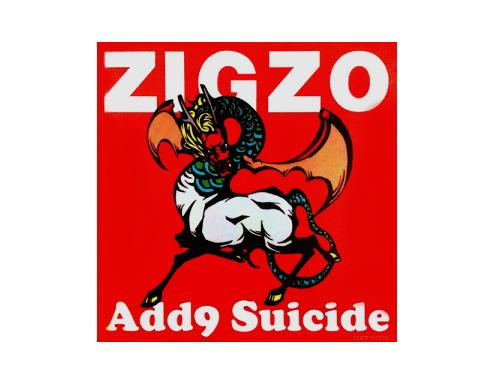 Add9 Suicide[廃盤]/ZIGZO