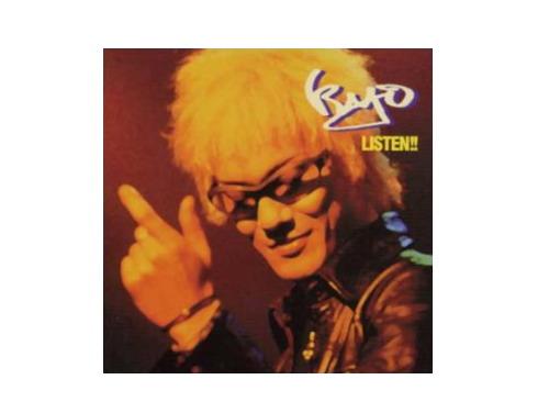 LISTEN!![廃盤]/Kyo