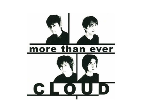 more than ever[廃盤]/CLOUD