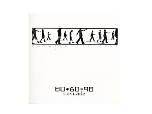 80*60=98 通常盤/CASCADE