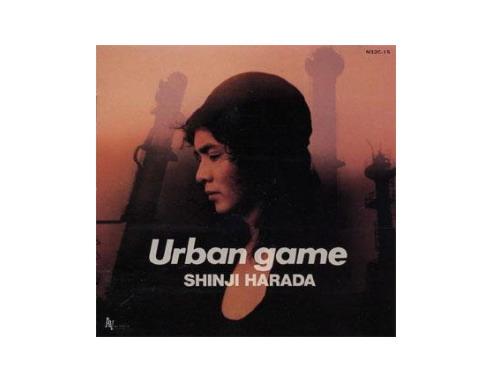 Urban game 88年盤[廃盤]/原田真二
