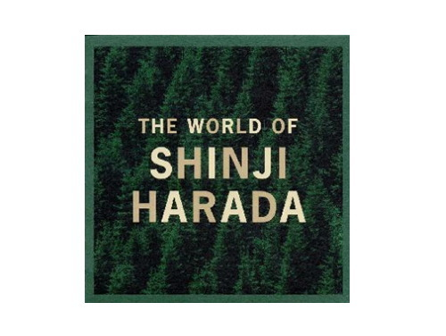 THE WORLD OF SHINJI HARADA[廃盤]/原田真二
