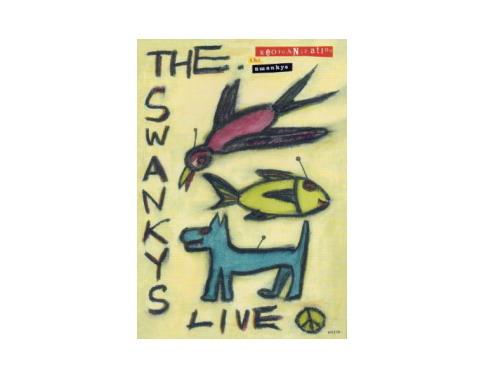 REORGANIZATION THE SWANKYS ON STAGE[限定DVD]/THE SWANKYS