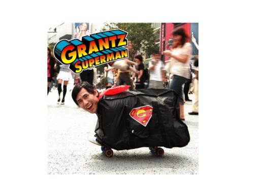 SUPERMAN[廃盤]/Grantz
