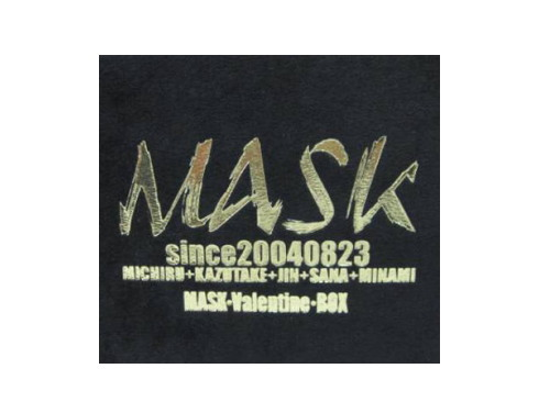 MASK・Valentine・BOX[限定CD-BOX]/MASK