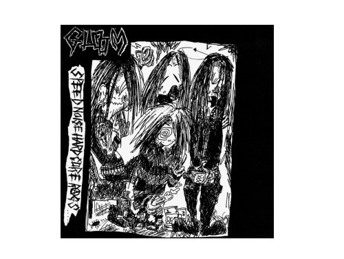 SPEED NOISE HARDCORE RAGS 再発盤[限定EP]/GLOOM